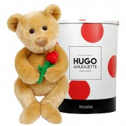 Hugo con Rosa