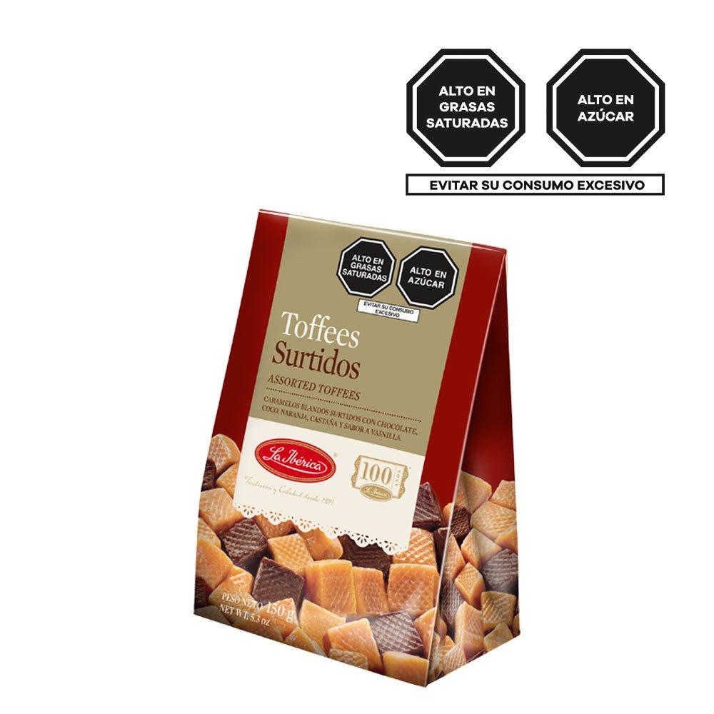 Toffees Surtidos La Ibérica Rosatel