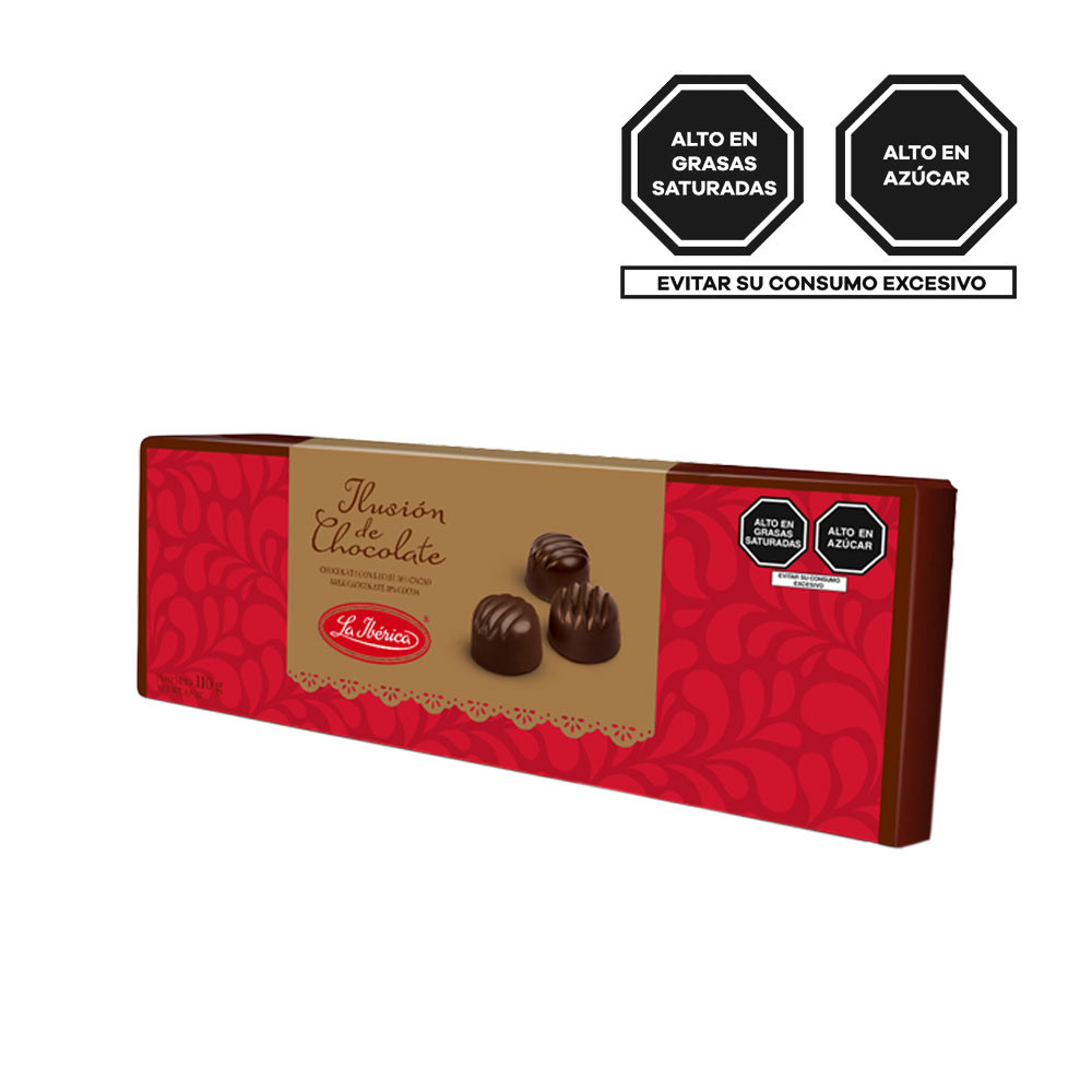 Ilusión de chocolate La Ibérica