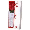 Caja Clásica con 20 Rosas Rojas Rosatel