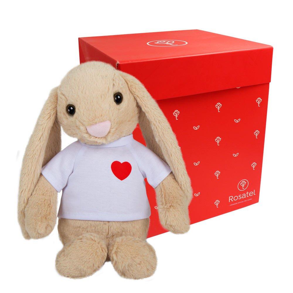 Conejo Corazón Rosatel