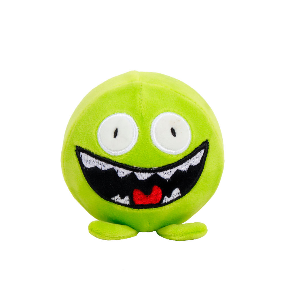 Monster Bola Verde Antiestrés
