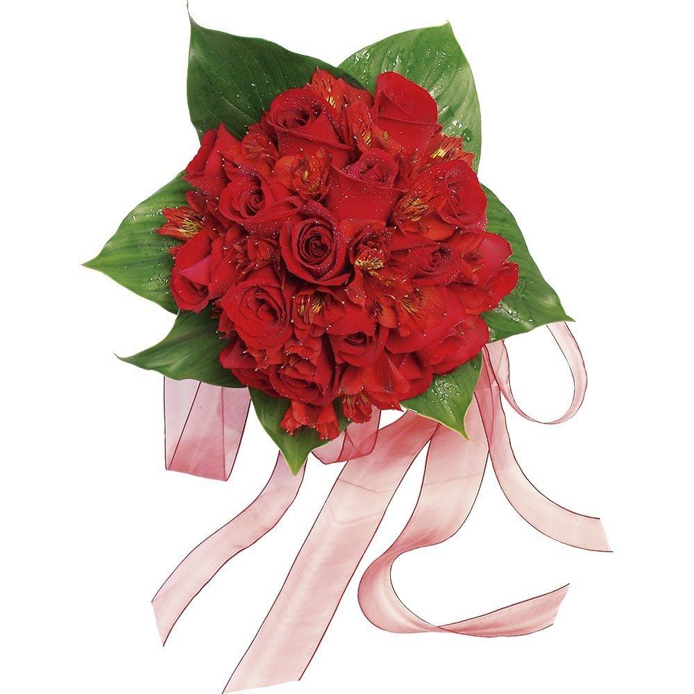 Bouquet con Rosas y Astromelias Rosatel
