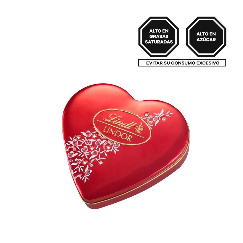 Lindt Lindor Mini Heart Rosatel