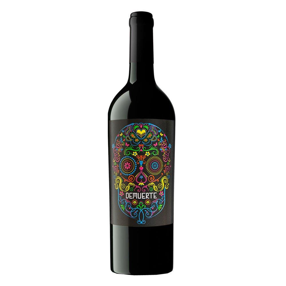 Vino Demuerte Tinto Rosatel
