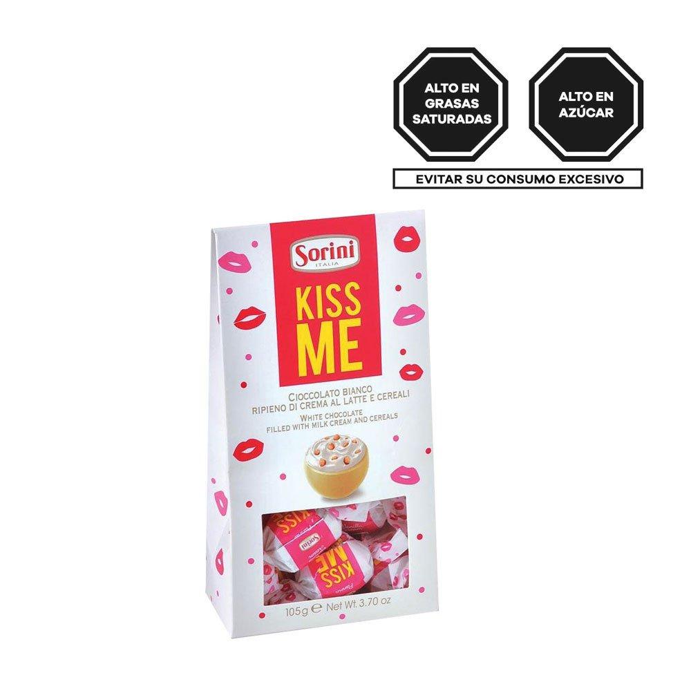 Sorini Kiss Me Bombones de Chocolate Rosatel