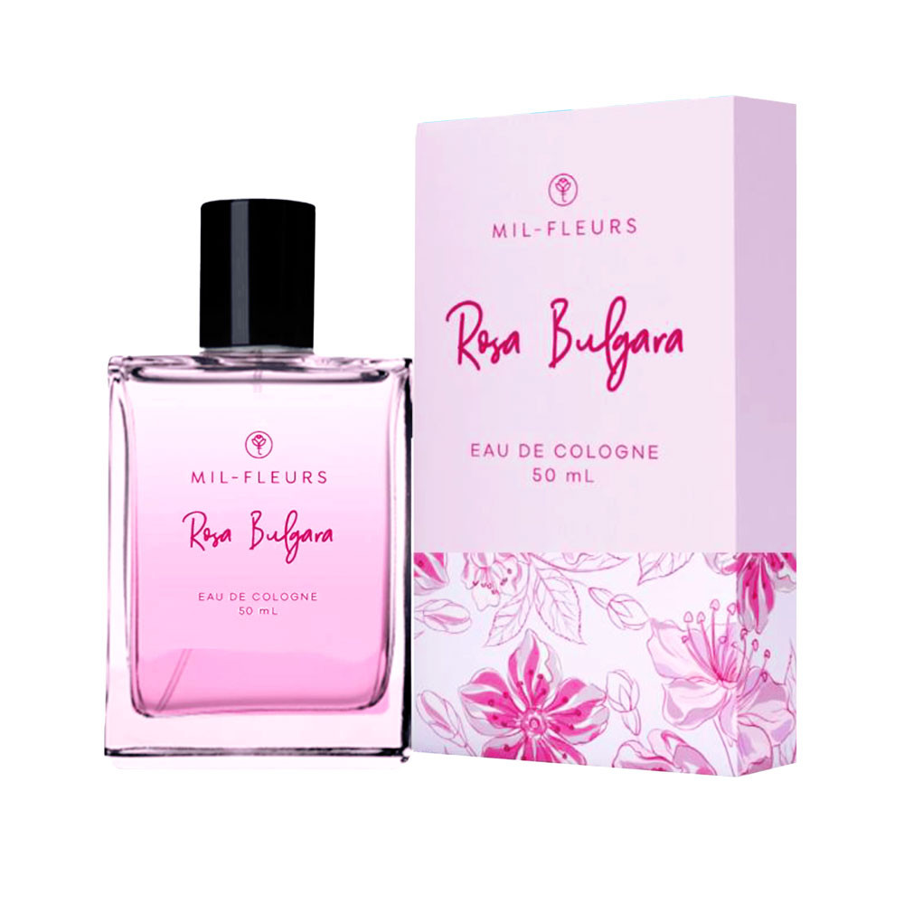 Colonia Mil Fleurs Rosa Búlgara 50 ml. Rosatel