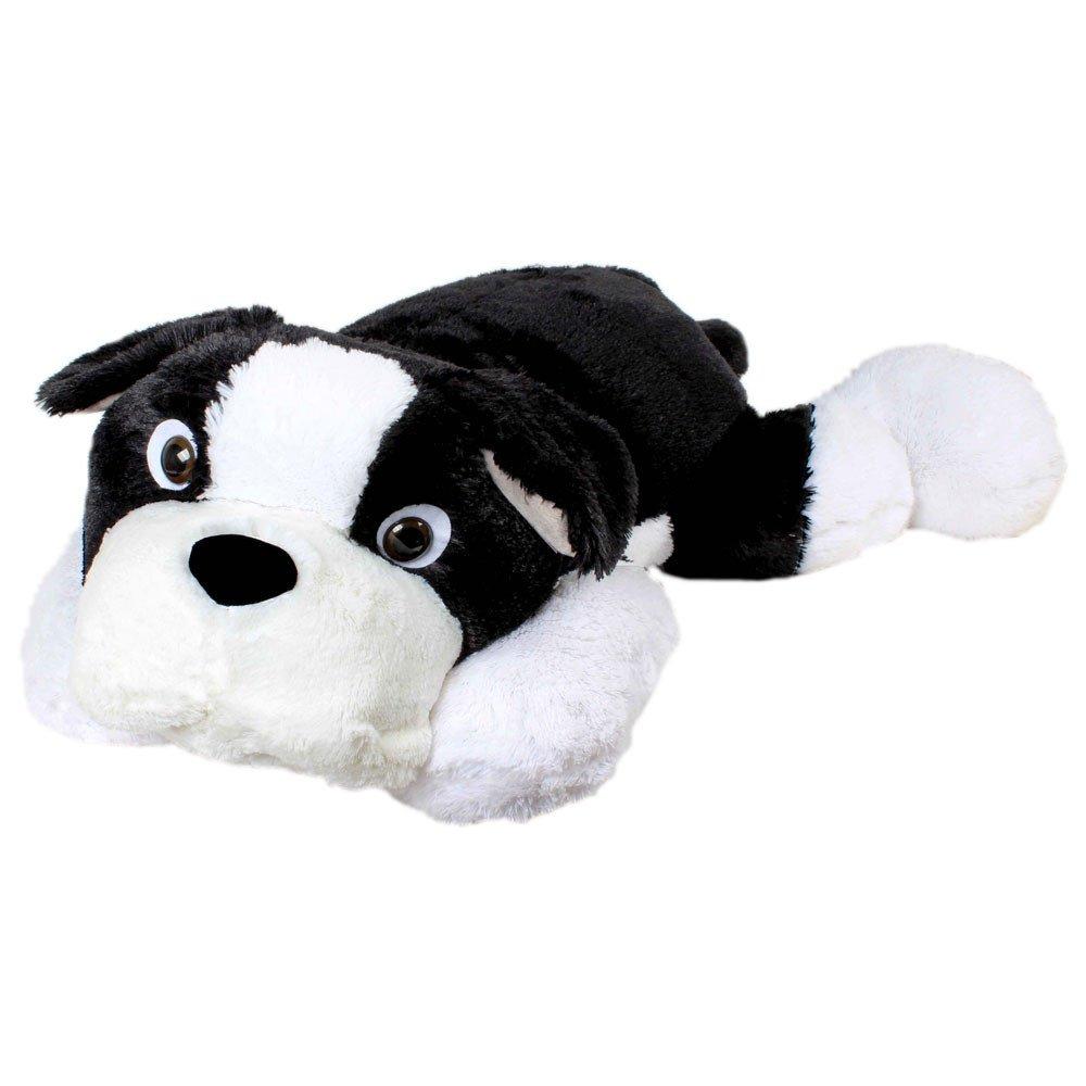 Perro Negro con Blanco Rosatel