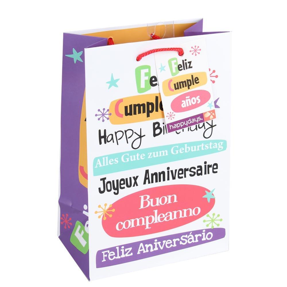 Bolsa Happy Birthday Rosatel