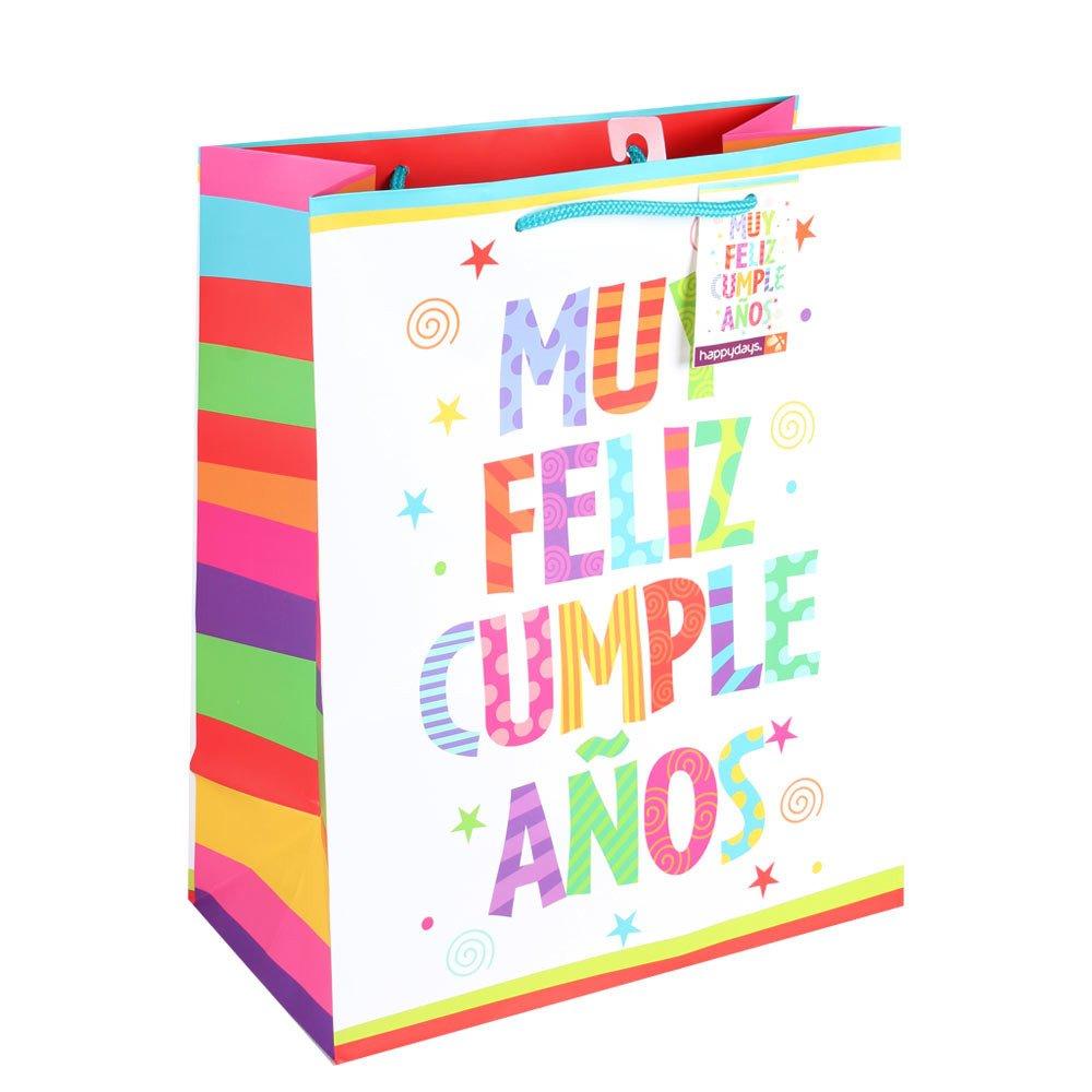 Bolsa Feliz Cumpleaños Rosatel