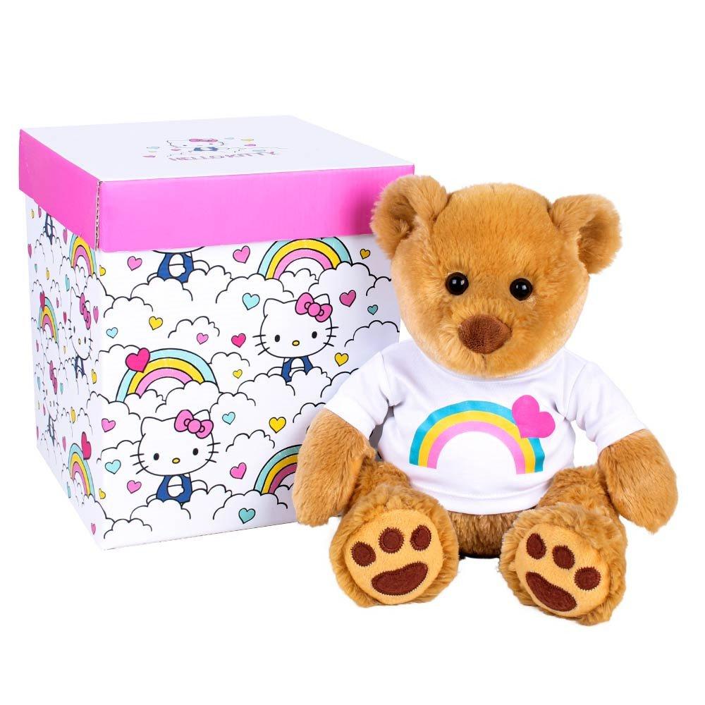 Hugo Arcoíris en Caja Hello Kitty Rosatel