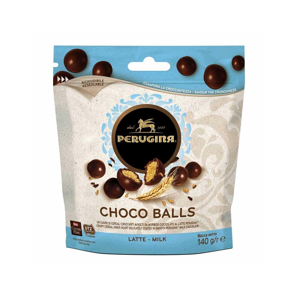 Perugina choco balls 140 grs. Rosatel