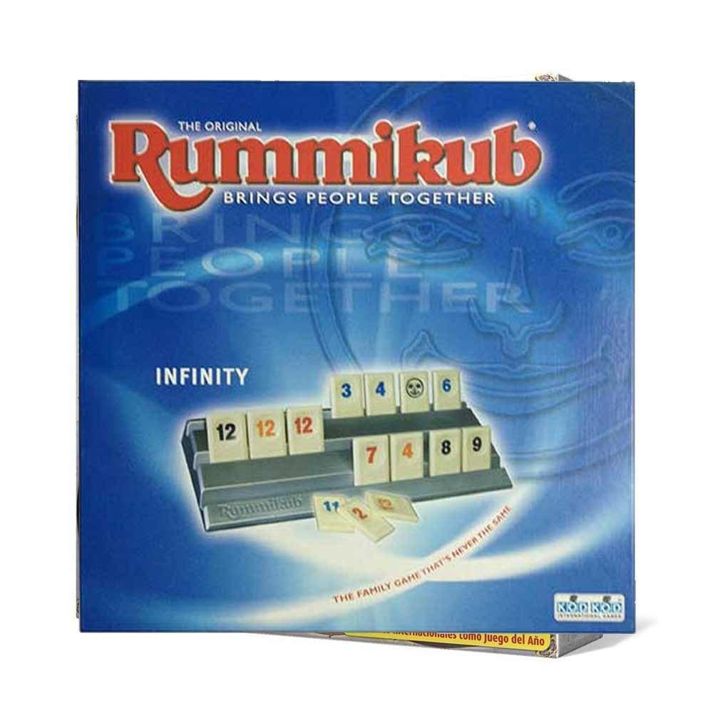 juegos de mesa Rummikub Rosatel