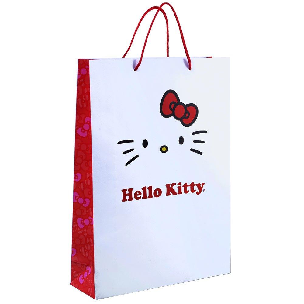 Bolsa Grande Lazos Hello Kitty Rosatel
