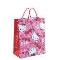 Bolsa Mediana Línea Corazones de Hello Kitty Rosatel