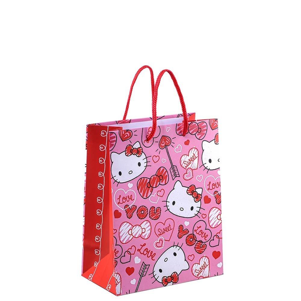 Bolsa Pequeña Línea Corazones de Hello Kitty Rosatel