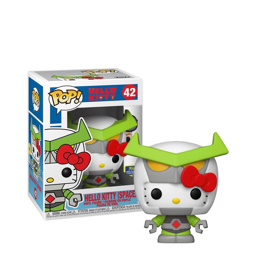 Funko Pop Sanrio Hello Kitty Space Kaiju HK Rosatel
