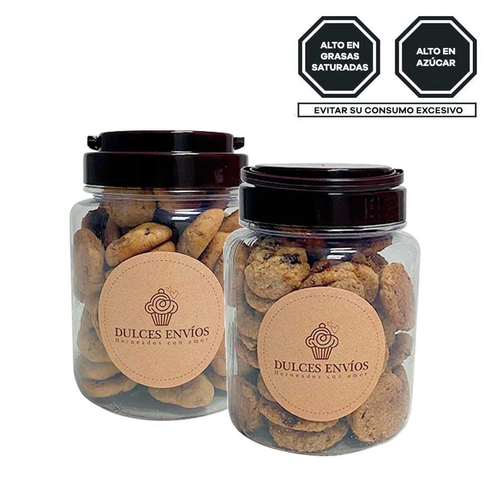 Pack galletas de Chocochip y de Avena Rosatel