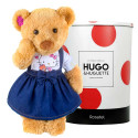 Huguette con Vestido y Polo Hello Kitty Rosatel