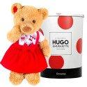 Huguette Corazones Love You Hello Kitty Rosatel