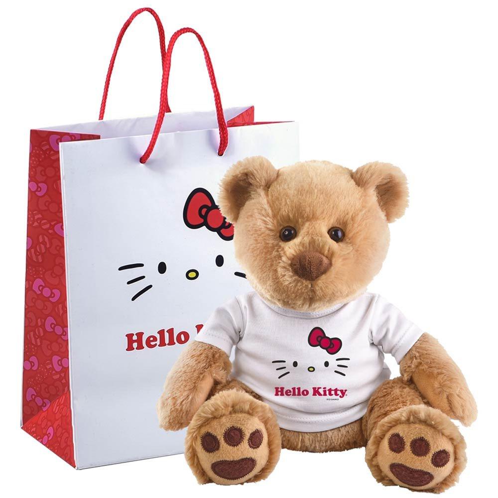 Hugo mediano con polo línea Hello Kitty Rosatel