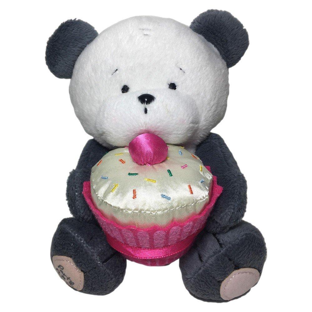 Oso Panda con Cup Cake