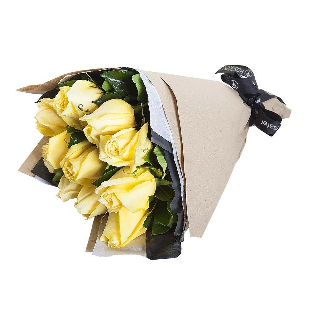 Ramo con 10 Rosas