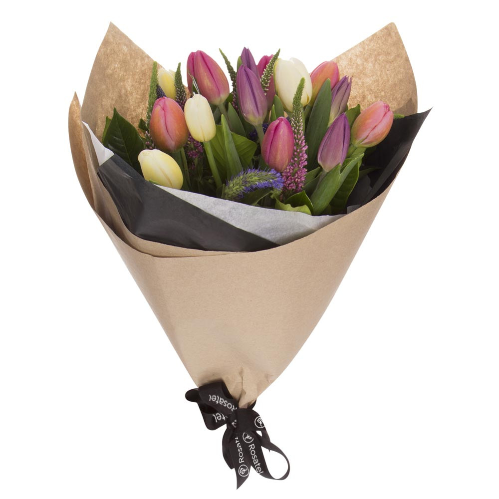 Ramo 12 Tulipanes