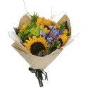 Ramo Girasoles y Flores