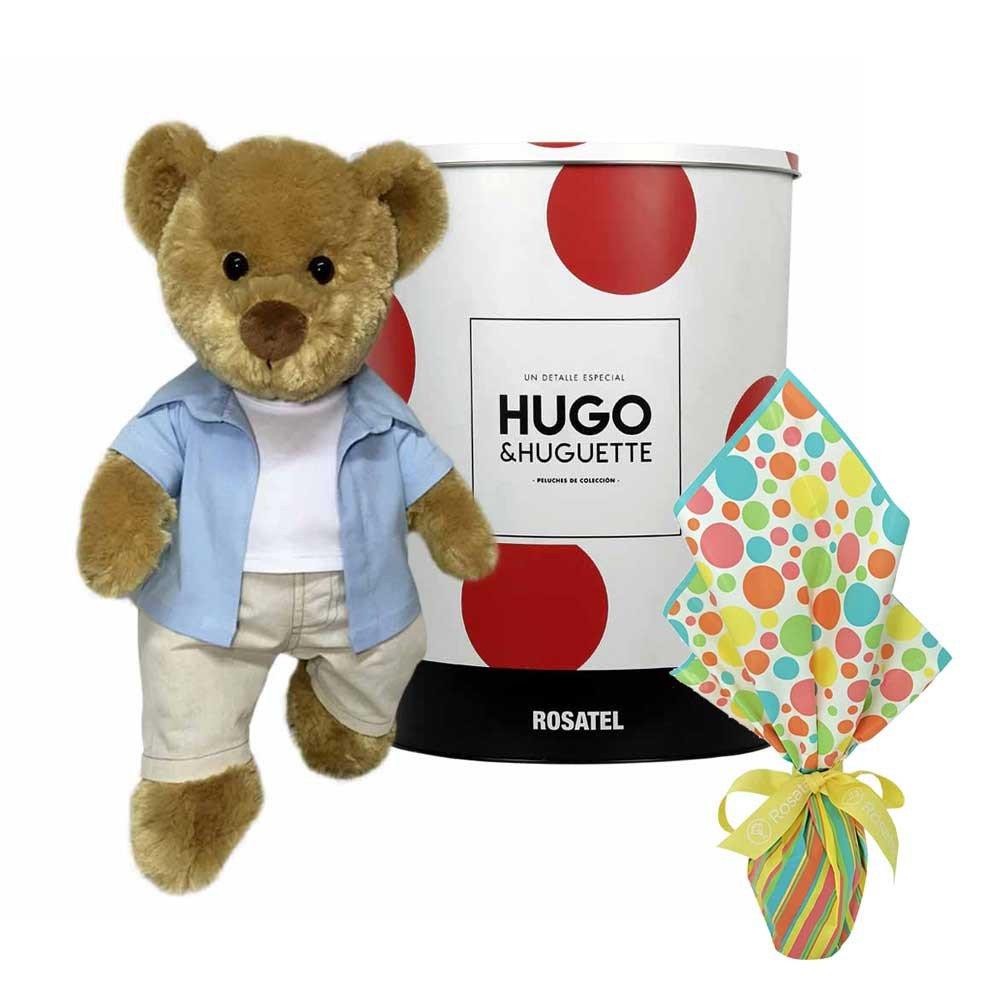 Hugo Outfit Casual de Regalo Huevo de Chocolate