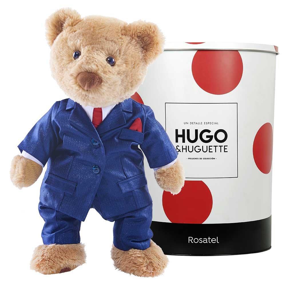 Hugo en Terno Azul Rosatel