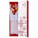 Caja con 25 Rosas Variadas Rosatel